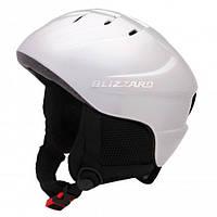 Шлем  Blizzard Cross junior ski helmet junior carbon silver shiny 46-53