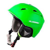Шлем  Blizzard DEMON neon blue matt 60-62