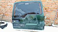 Крышка багажника и стекло Land rover Discovery 1998 г.в.