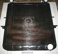 Радиатор водяного охлаждения МАЗ 64229 (4 рядный) (ШААЗ). 64229-1301010