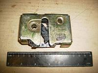 Механизм дверного замка наружный правый (шоколадка) ГАЗ 3302 (бесшумный) (Россия). 3302-6105484