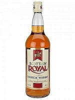 Виски  Scotish royal  1л
