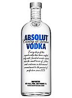 водка Абсолют (Absolut Vodka) 1л