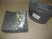 Накладка тормозная (комплект на ось) 420х200 стандарт BPW, DAF SB, SAF (Rider). RD 19094STD