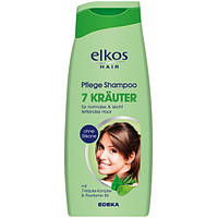 Шампунь Elkos 7-Krauter для всех типов волос 500 мл