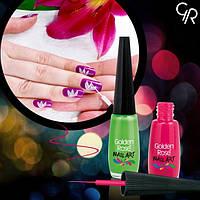 Лак для ногтей «Golden Rose» NAIL ART для рисования. Распродажа!!!, фото 1
