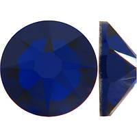 Синий | Cobalt Стразы Swarovski (Размер 10ss; Тип_нанесения Клей E6000)