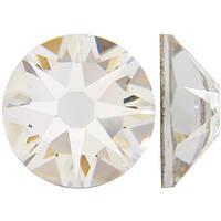 Белый кристальный | Crystal Стразы Swarovski (Размер 10ss; Тип_нанесения Клей E6000)