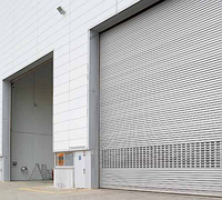 Промышленные рулонные ворота и решётки Hörmann