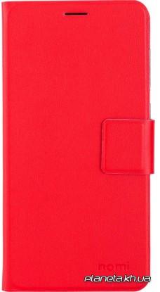 Nomi Slim Cover SCi508 чехол-книжка для i508 Red