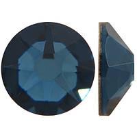 Глубокий синий | Montana Стразы Swarovski (Размер 10ss; Тип_нанесения Клей E6000)