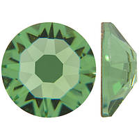 Оливковый | Peridot Стразы Swarovski (Размер 10ss; Тип_нанесения Клей E6000)