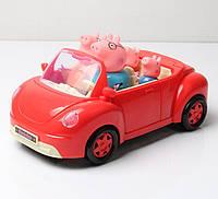Машина Свинки Пеппы ТМ 8808