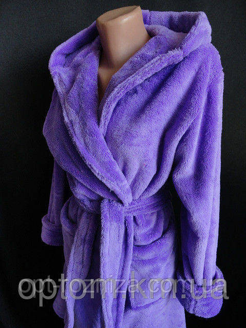 женские махровые халаты оптом
