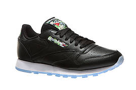 Кроссовки Reebok classic leather floral label оригинал р.45.5, фото 3