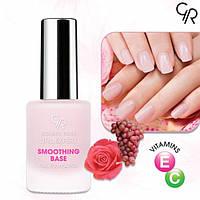 Golden Rose Nail Expert Smoothing base nail foundation - выравнивающая основа для ногтей, фото 1