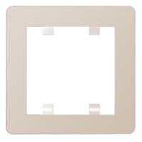 Рамка 1-кратна Lumina-2, крем