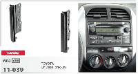 2-DIN переходная рамка TOYOTA Universal side brackets, CARAV 11-039