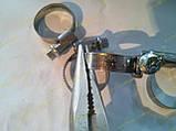 Хомут червячный Norma W2 16-27 мм (нержавеющий), фото 4