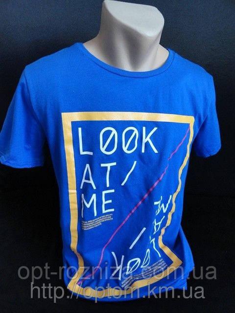коттоновые мужские футболки оптом
