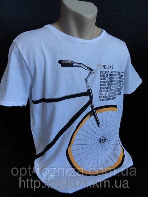 трикотажные мужские футболки оптом