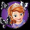 Принцесса София 13 Вафельная картинка