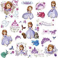 Принцесса София 14 Вафельная картинка