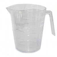 Мерный стакан, пластик 250 мл. Украина
