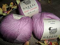 Gazzal Baby Cotton(Беби коттон) 3422 лиловый