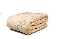 Одеяло детское летнее бязь 100х140 хлопок 150 г/м2
