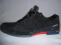Мужские кроссовки adidas, замша. Новинка!