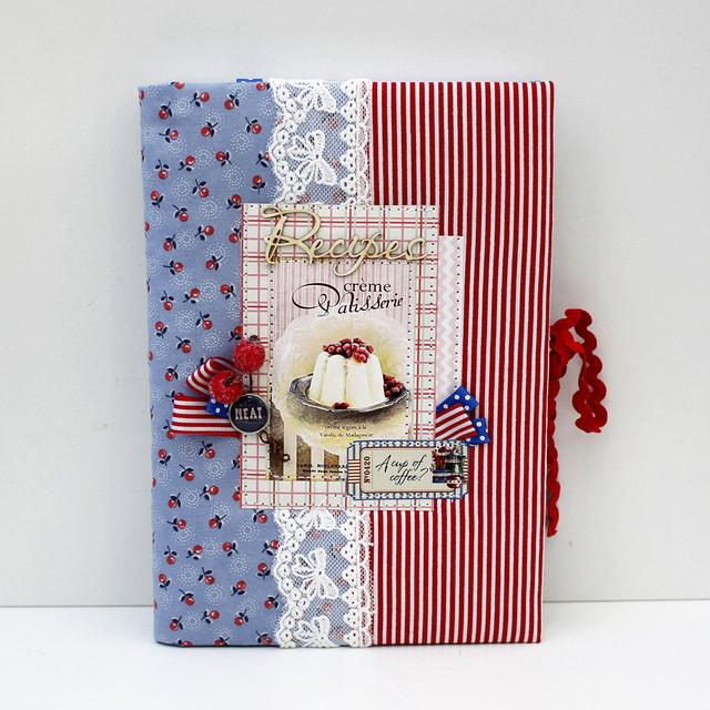 Блокноты и кулинарные книги ручной работы