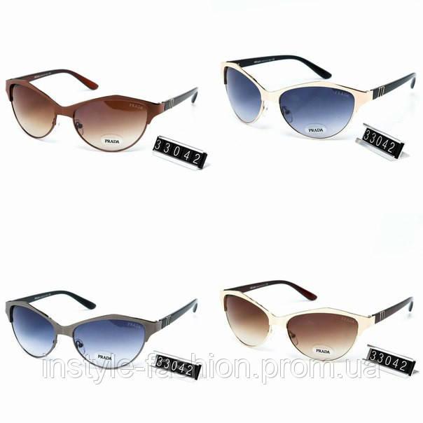 b08a8518518a Очки женские брендовые Prada Прада  купить недорого копия продажа ...