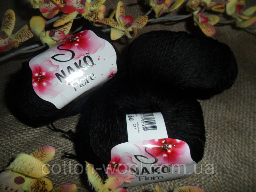 Fiore (Фиоре) Nako черный
