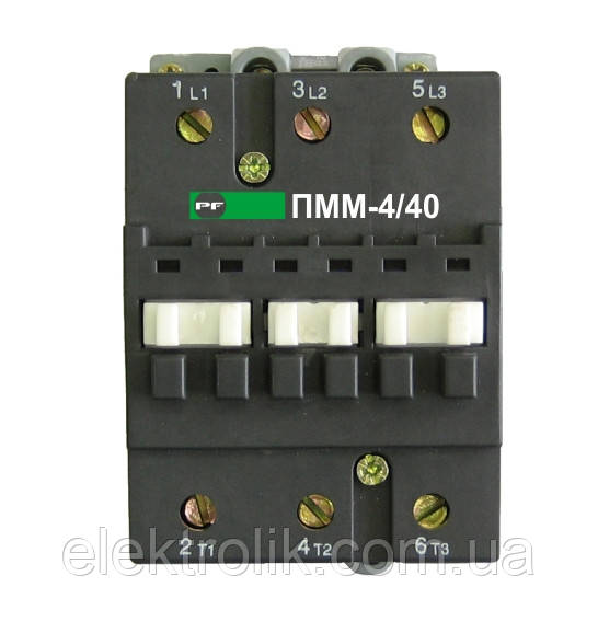 Пускатель ПММ 4/75 36В