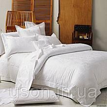 Комплект постельного белья из жаккарда love you евро 1-24