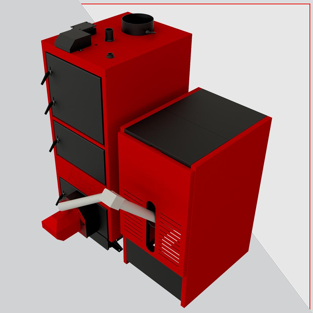 Котел для отопления Altep КТ-2Е PG 17-120 кВт