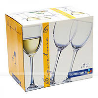 Lum Signature Набор бокалов/вино 190 мл-6 штук, H9995 (168490) /П1