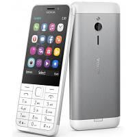 Мобильный телефон Nokia 230 Dual Sim Silver UA