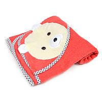Полотенце-капюшон махровое детское