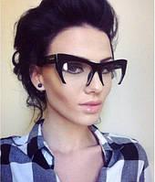Очки женские Miu Miu полуоправа, магазин очков