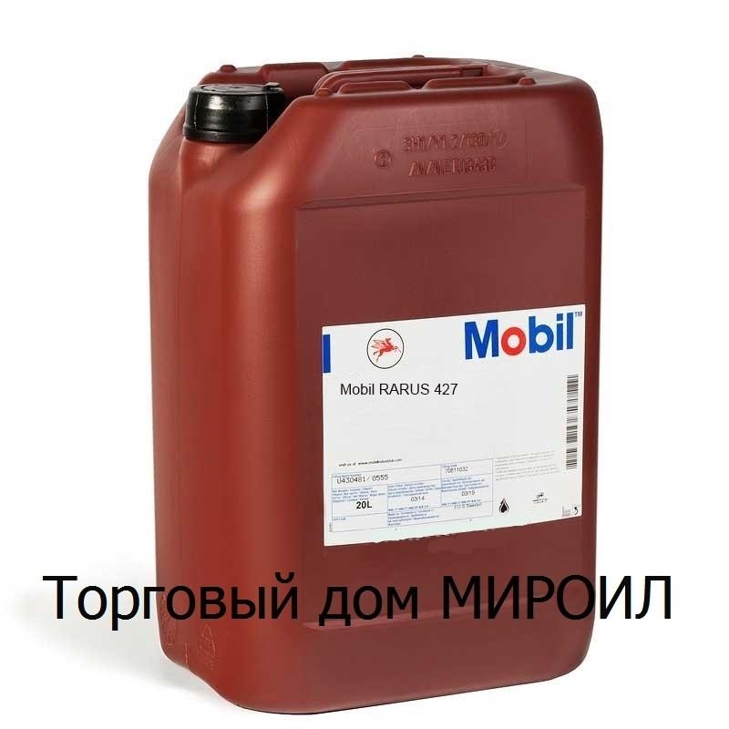 Масло компрессорное Mobil Rarus 427 канистра 20л - ООО Торговый Дом Мироил в Киеве
