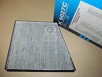Фильтр салона MERCEDES-BENZ E-Klasse (W/S211) (угольный) (производитель M-Filter) K9027C