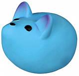 Игрушка для собак Trixie Мышь с пищалкой, латекс 6 см (цвета в ассортименте), фото 3
