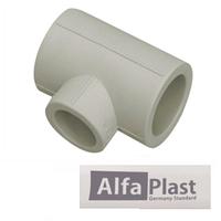 Тройник редукционный ППР Alfa Plast 63х25х63 мм