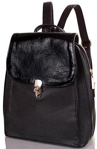 Аккуратный женский рюкзак из искусственной кожи на 8 л МІС MS35205-2