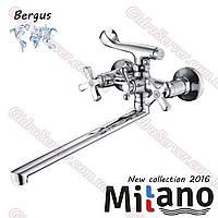 Смеситель для ванны Bergus ML 10-31-90B.