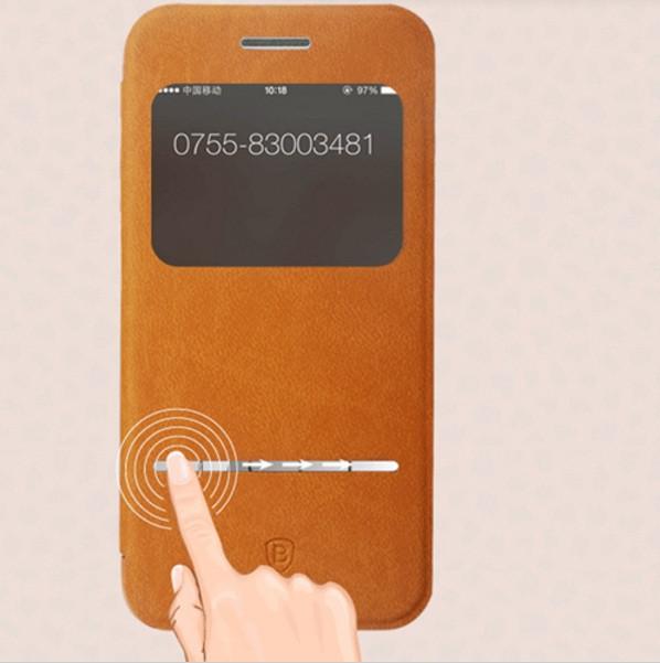 Чехол-книжка Baseus Terse Smart Case для iPhone 5 5S