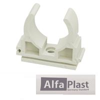 Крепление для трубы ППР Alfa Plast 50 мм