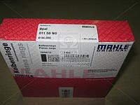 Кольца поршневые OPEL 86,00 2,0/2,2 C20NE/X20XEV (производитель Mahle) 011 58 N0